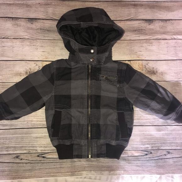 f5addbb63abb0 H&M Jackets & Coats | Hm Baby Boys Cold Weather Coat 1824m | Poshmark